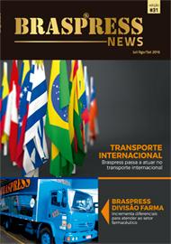 Braspress passa a atuar no transporte internacional